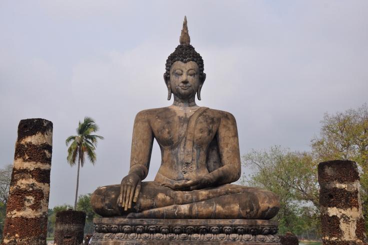 ancientbuddhasukhothai