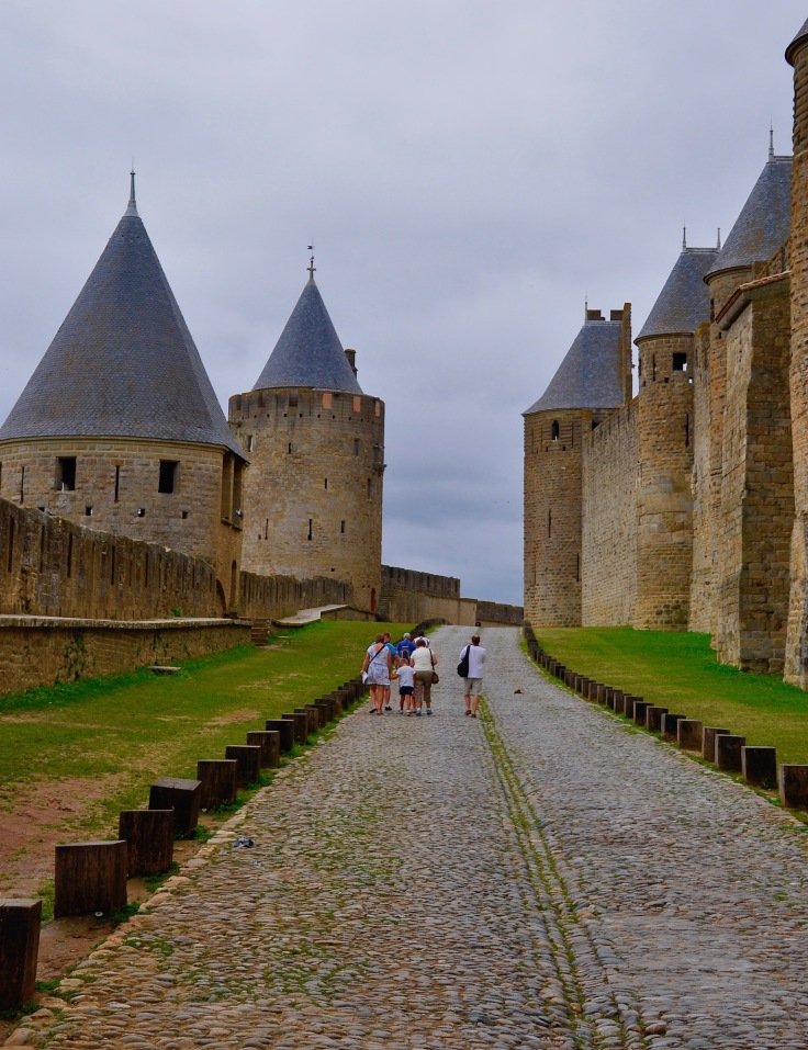 CarcassonneWalls