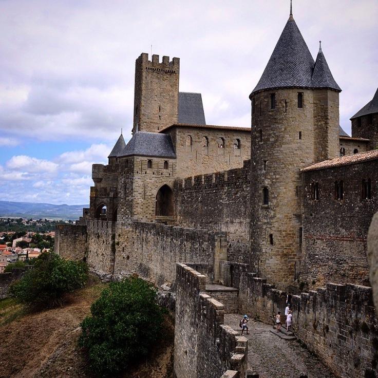 VisitCarcassonneCastle