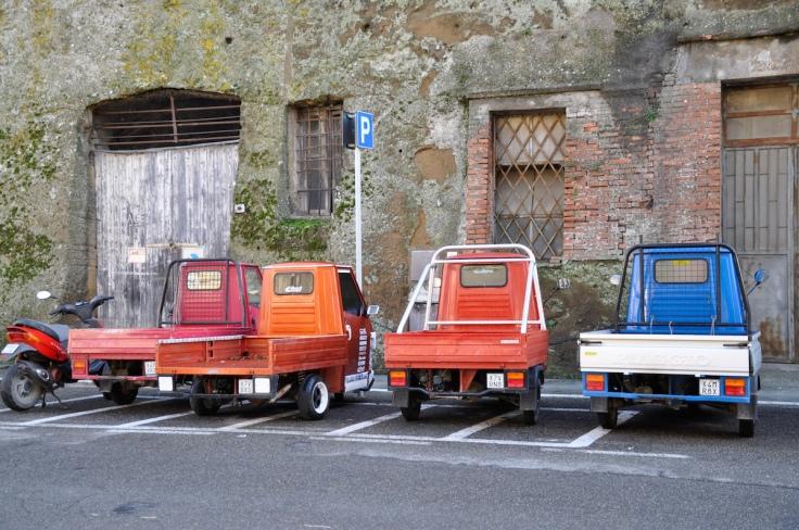 Trucks of Italy