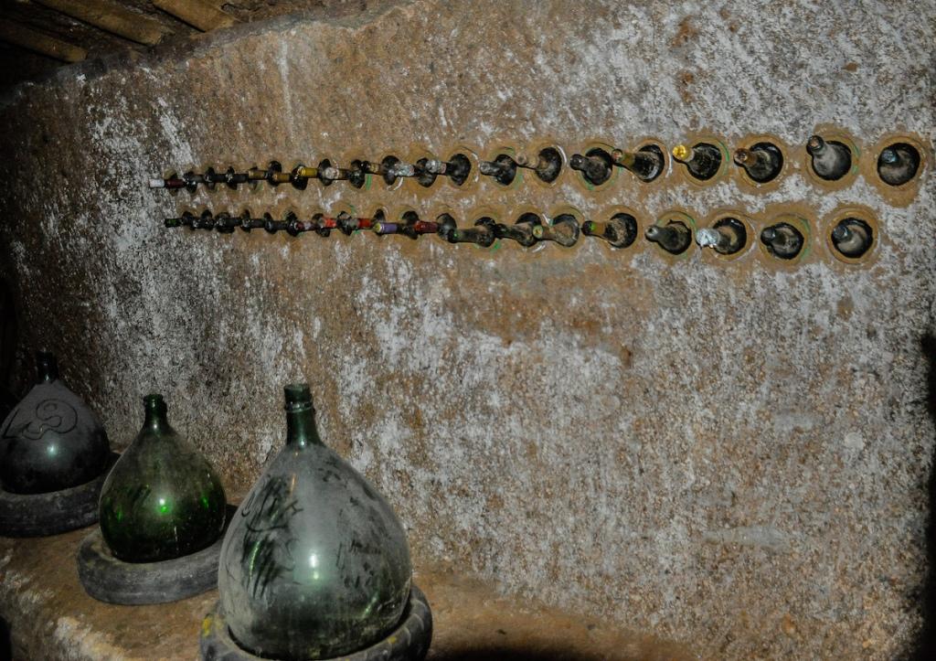 Wine Cellar in Pitigliano