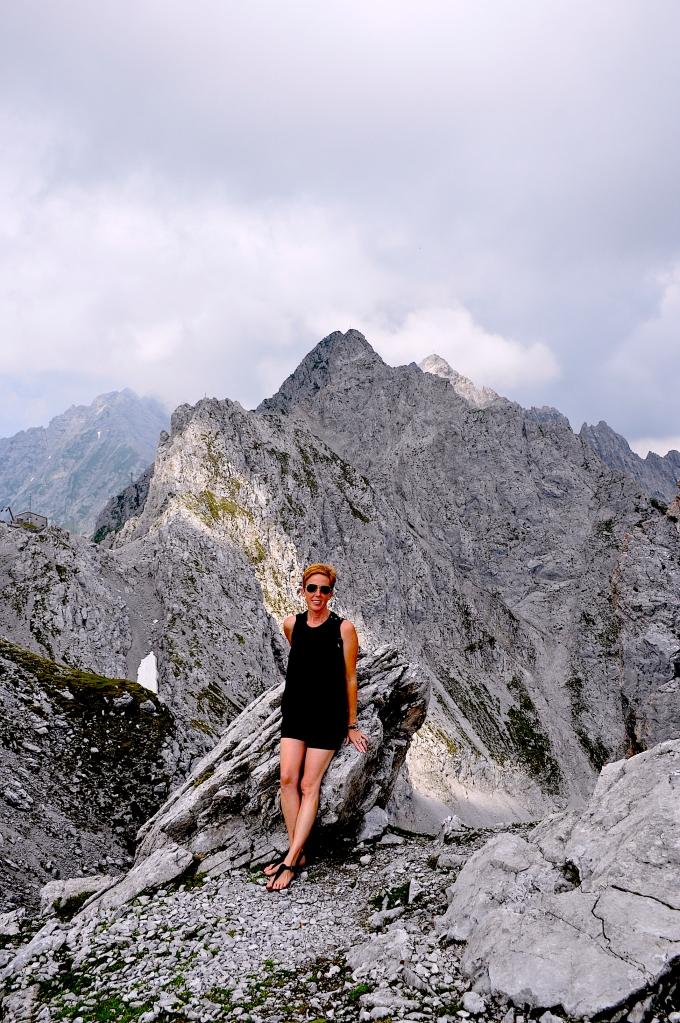 The Dolomites In Austria