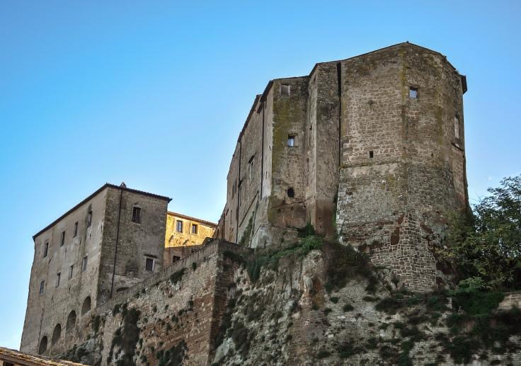 Sorano Orsini Fortress