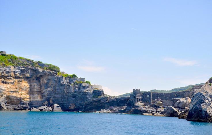 Cinque Terre Bay Of Poets