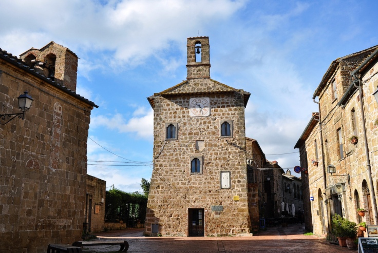 Sovano Italy