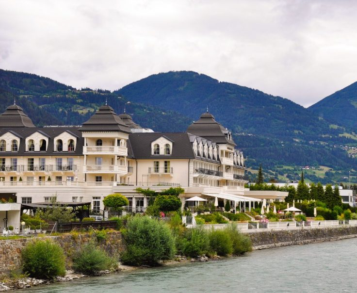 Grand Hotel Lienz close to alpine coaster in mountains