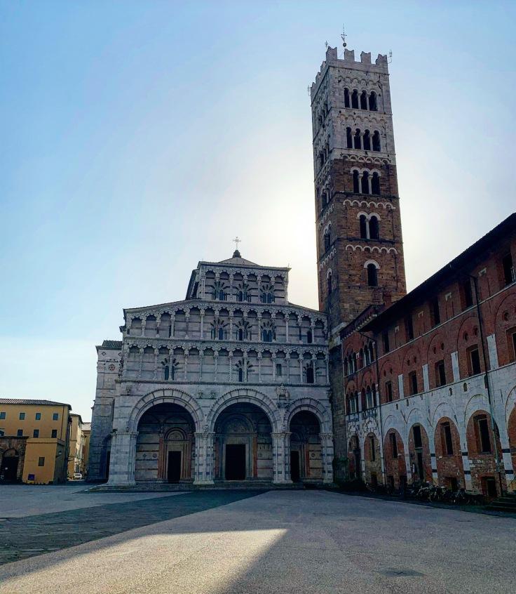Lucca Italy Quarantine