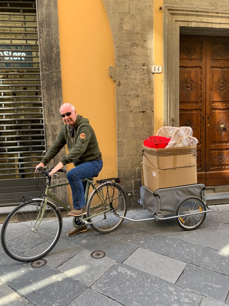 Moving In Italy