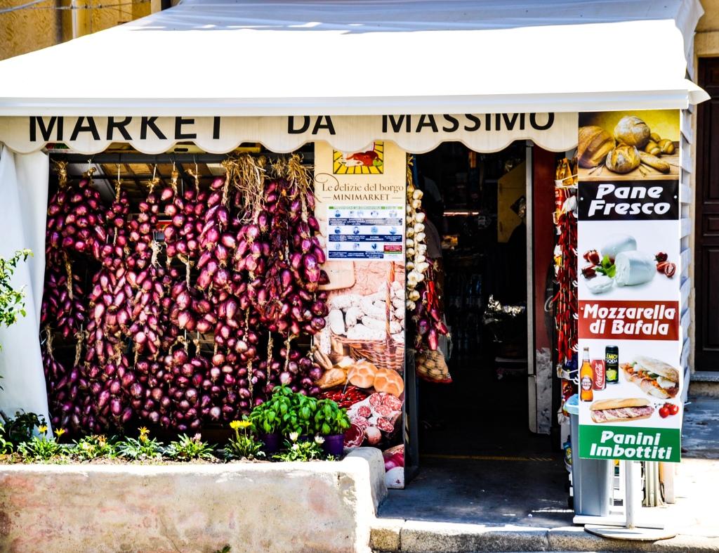 Italian Food Market Tropea