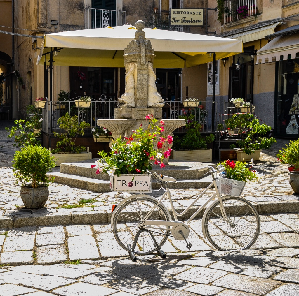 Tropea Italy Piazza